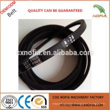 Hot sale A v belt for transmission