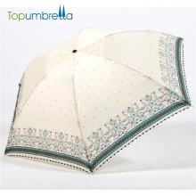 36pcs voll Kohlefaser Formosa print Falten Regenschirm