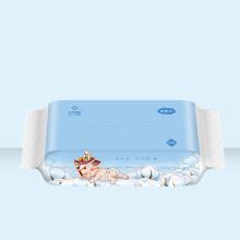 Tissu en coton Serviette douce Tissu non tissé jetable