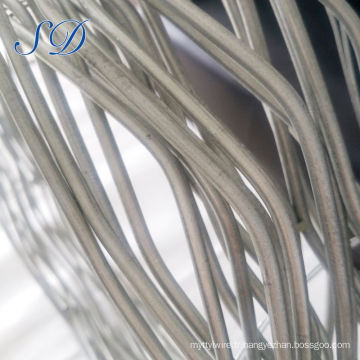 Fil d'acier de haute tension de 3mm pour l'industrie