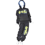 Lovely Kids' Leisure Tracksuit Polyester Sport Tracksuit