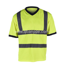 high visibility 3M safety tshirt