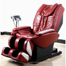 Cadeira elétrica do sofá da massagem 3D deluxe