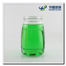 500ml Glass Jar Glass Canned Food Jar