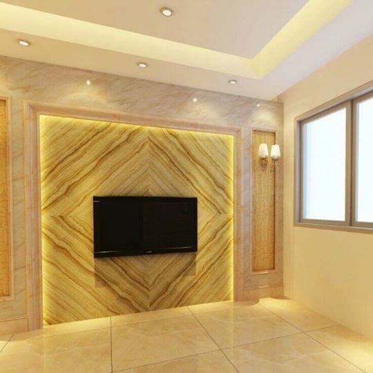 Interior pvc material marble Panel