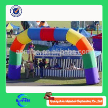 2015 Nouvelle conception Promotion Inflatable Arch, arc en arc gonflable, porte en arche