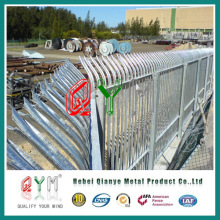 Good Quality Galvanized Steel Palisade Fence