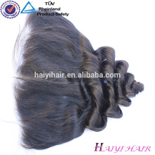 Wholesale Price Human Virgin Hair 13*6 Peruvian Virgin Hair Loose Wave Lace Frontal Piece