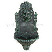 Cast Iron Fountain with Lion Head