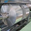 Hohe Qualität niedrigen preis 0,1mm 100 Mikron Dicke Haushalt Aluminiumfolie Jumbo Rolle