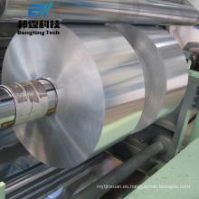 La mejor aleación de la calidad 5056 papel de aluminio para el acondicionador de aire con precio bajo
