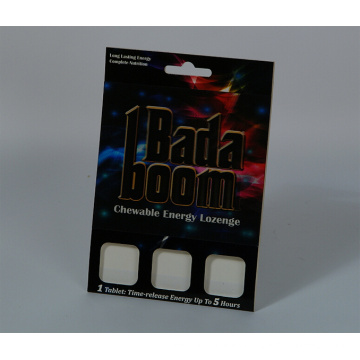 Bolso del embalaje del producto lenticular del diseño 3D de las ventas al por mayor diferentes
