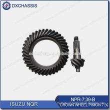 Pinhão genuíno da roda de coroa de NQR 700P 7:39 NPR-7: 39-B