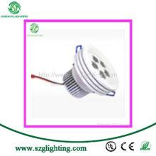 2014NEW!!!CE+Rohs 9W waterproof high power LED down light manufacturer