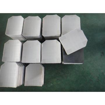NIJ niveau III UHMWPE plaque balistique pour la défense