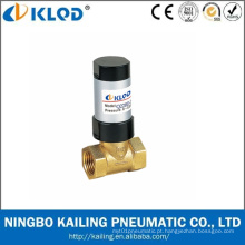 Válvulas de tipo pistão de meia polegada Q22HD-15 pneumáticas