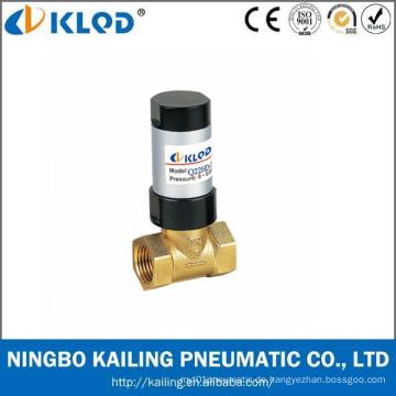 Q22HD-15 Halbzylindrische Kolbenventile pneumatisch