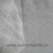 Mesh berlapis kain untuk selimut