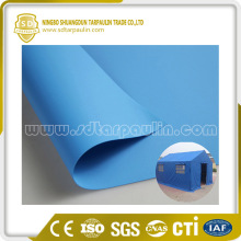 PVC Tent Coating Fabric Flame Retardant Fabric