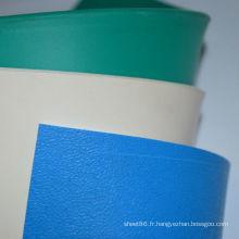 Rouleau doux de PVC pour le joint d'étanchéité