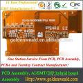 Mehrschicht PCBA Layout und Montage Service PCBA Montage, Leiterplattenbestückung, Leiterplattenbestückung und Leiterplattenbestückung