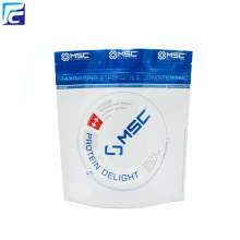 Factory Free sample for Food Packaging Bags Met Pet Stand Up Pouch for Nutritive Powder export to United States Factory