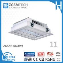 40W светодиодные Утопленный свет панели светодиодные фонари для дома