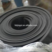 Schwarzes Naturkautschuk-Blatt, schwarzes Gummiblatt, Naturkautschuk-Blatt