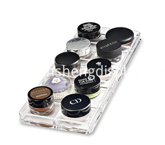 Acrylic Eye Shadow Organizer