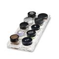 Acrylic Eye Shadow Organizer Beauty Care Holder