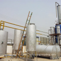 lanning afval recycle plant
