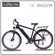 MOTORLIFE / OEM Heißer Verkauf 250W Ebike mit Batterie