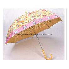 Pequeñas impresiones florales: Paraguas infantil