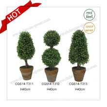 H40cm Plastic Multi-Shapeful Artificial Tree Party Decoration Artificial Flower