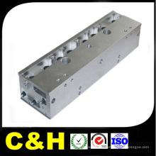CNC moagem parte de metal inoxidável por material SUS303 / 304/201/316