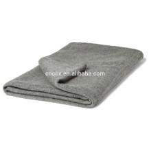 15JWS0716 Couverture de bébé en tricot 100% cachemire