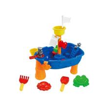 Großhandel Sommerspielset 23PCS Plastikspielzeug Sand Strand (10217448)
