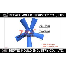 Moule en plastique de lame de ventilateur de moteur de voiture