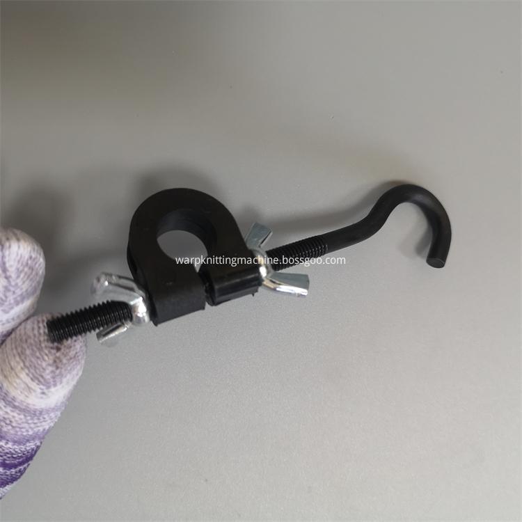 warp knitting machine tension hooks set screw M6