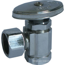 1/2' ' Fip X 1/2' ' Fip Angle Stop Valve with IPS Connection (J19)