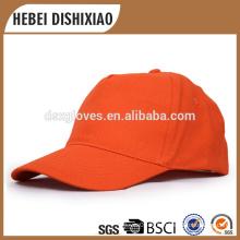 Coton Twill Plain Baseball Cap Bulk en Chine, gros Hommes Sport Casquettes