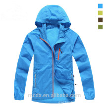 Mens Cycling Coat Extra-light Ultra-thin Skin Outdoor Jacket
