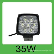 2016 nuevo diseño 35W llevó la luz del coche del trabajo