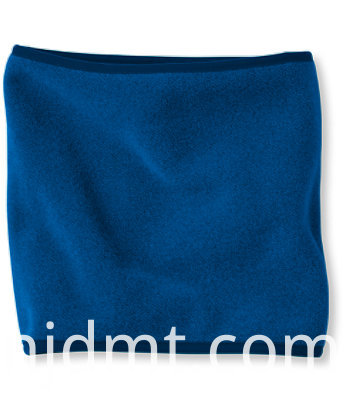 Polar Fleece Neck Warmer Blue