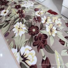 tapis shaggy pour tapis de tapis lavable