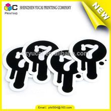 China-Lieferanten Vinyl-Aufkleber Druck Tapete und Porzellan Aufkleber Druck