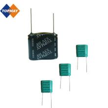 1.5F 5.5V Tipo Radial Súper Condensador