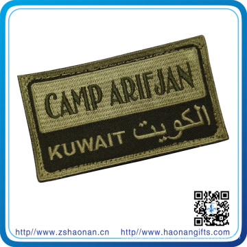 Wholesale Custom Colorful Woven Fabric Label in Garment Label