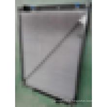 Radiateur en aluminium à tube à finition pour radiateur à camions européen 9425001203