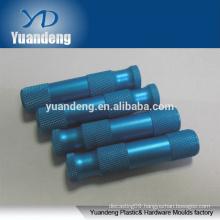 ISO certified custom CNC maching metal parts aluminium handle